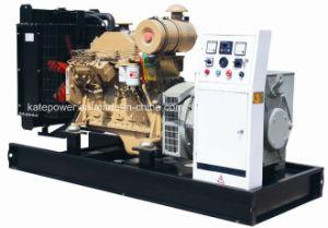 180kVA/150kwは無声ディーゼル発電機力CumminsおよびStamfordを開く