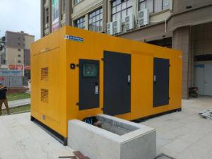 220kw 275kVA Groupe électrogène diesel Cummins OEM/générateur silencieuse avec ce/l'approbation de l'ISO