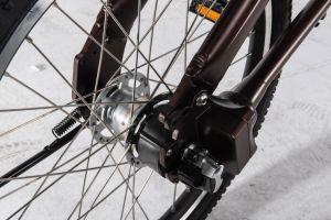 20インチの安い高品質の折るバイクの合金材料
