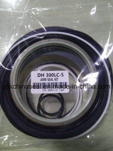 Wapen/Boom/de Uitrusting van de Verbinding van de Emmer voor Daewoo dh300-5