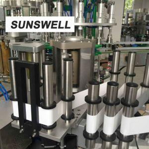 ベストセラーBOPPの熱い溶解の接着剤の製造者の分類機械