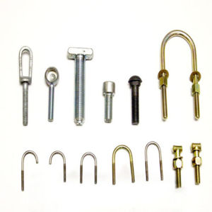 Orden de OEM Accesorios galvanizados/Hardware de la línea de polos