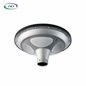 El más nuevo 15W todo en una luz solar del jardín del UFO
