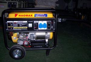 세륨 증명서 Honda 유형 엔진 4kw 가솔린 발전기 (TG5500)
