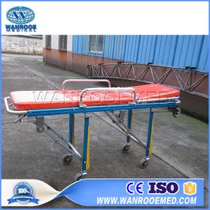 ÜbergangsEmergency Aluminiumlegierung-Krankenwagen-Bahre-Laufkatze der Patienten-Ea-3A2