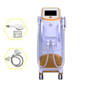 Macchina di rimozione dei capelli del laser del diodo di Elight IPL 808nm (MB810D)