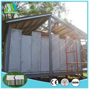 Materiais de construção à prova de painel de parede de painéis do tipo sanduíche de EPS composto para o quarto