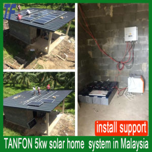5kw het zonneSysteem van het Huis