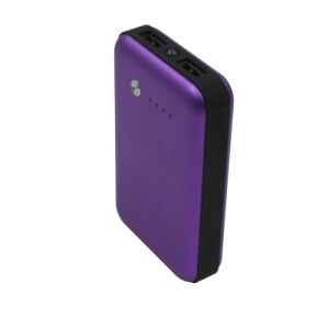 Cargador portátil Banco de potencia con alta capacidad de 8000mAh/6000mAh (Y23)