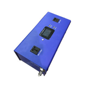 DOXIN 3000W inversor de potência híbrida Solar com LCD