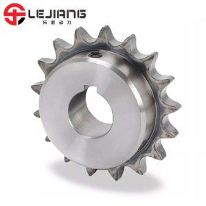 El estándar ANSI industriales 1045 60/80/100 Las ruedas dentadas de rodillos para transportar el equipo