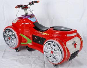Automobile elettrica di musica di giro della strumentazione del campo da giuoco di divertimento per i capretti