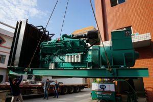 2000KW 2500 ква британских импортных дизельных генераторов Cummins открытого типа генераторах
