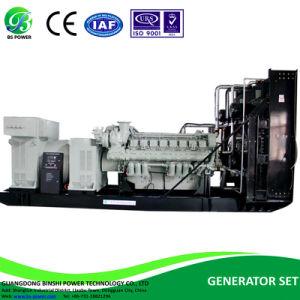 Perkins Engine 1104c-44tag2가 강화하는 전자 주지사를 가진 최고 상업적인 발전기