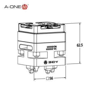 testa sostituibile dell'acciaio inossidabile di precisione del a-One per EDM 3A-300049 trattato