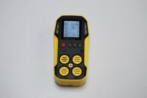CD4 Portable Multi Gas Detector (O2、CO、H2Sの可燃性ガス)