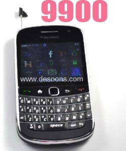 Il telefono mobile SIM doppio di WiFi TV carda lo schermo di tocco di 2.6 pollici (9900)