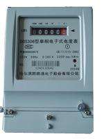 Тип DDS306 однофазного электронный счетчик энергии