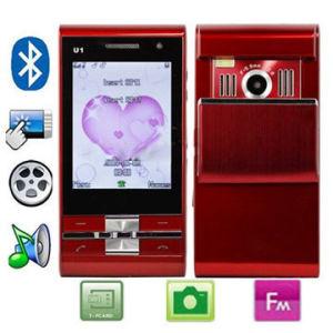 Viererkabel-Band-Telefon U1 mit Bluetooth FM Funktions-Noten-Telefon