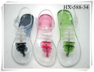 Lady PVC/Jelly Flip Flop sandales
