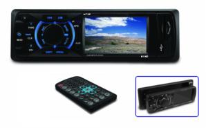 Giocatore dell'automobile MP5 con USB/SD (HT-982)