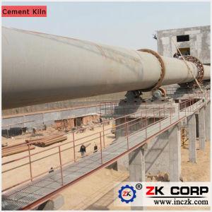 白いセメントの生産のための100-3000tpdセメント・キルン