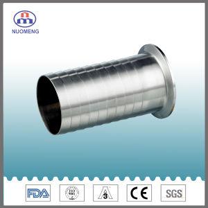 Accoppiamento di tubo flessibile premuto dell'acciaio inossidabile (3A-NM072280)