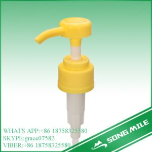 33/410 PP diseño especial de la bomba de loción para Body Wash