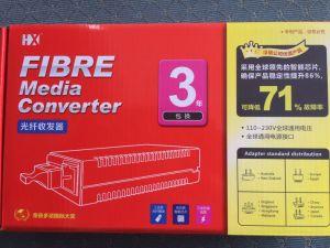 10/100/1000 MB 8108 Óptico/Ethernet da rede de cabos de fibra óptica FTTX Conversor de mídia
