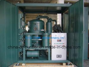 Purificatore di olio dielettrico del trasformatore di doppio vuoto della fase di Zyd