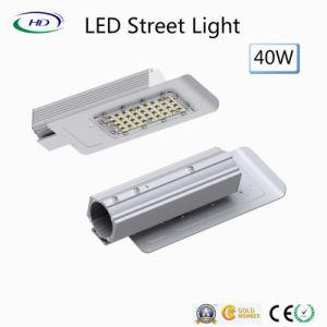 Calle luz LED 40W de la Serie Ultra Slim de la iluminación exterior