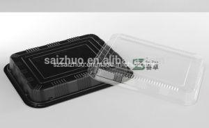 500ml Sushi Comida de plástico desechables Embalaje (S815)