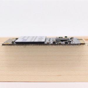 Disque dur SSD MSATA avec mémoire cache pour Intel Samsung gigaoctet Thinkpad Lenovo Acer Ordinateur portable HP Mini tablette PC (SSD-013)