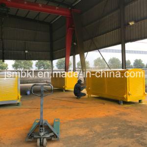 Tipo mobile generatore 400kw del rimorchio della centrale elettrica della rotella che genera insieme