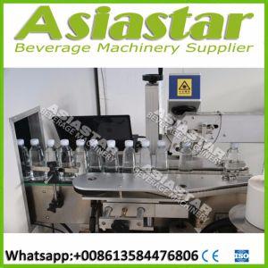 Haute qualité de l'imprimante laser automatique Date de codage pour les bouteilles/bouchons de la machine