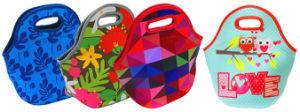 Refroidisseur d'Isolés en néoprène réutilisables promotionnel Lunch Bag Sac de glace