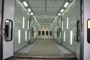 Veículo automóvel de Manutenção de cabines de pintura por spray com marcação CE