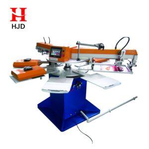 회전하는 기계를 인쇄하는 2 색깔 Auotomatic