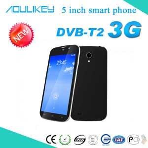 3G para o smartphone de TV Digital DVB-T2/DVB-T/ISDB-Ton Android Market M501