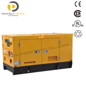 Cummins Silent Trailer Diesel Generator 200kw 250kVA mit Druckluftanlasser