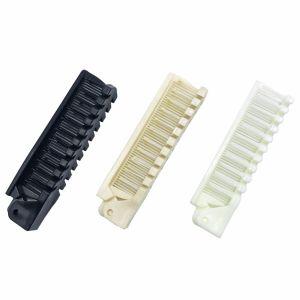 Pettine di plastica C006 dell'OEM del fornitore delle amenità del pettine delle amenità dell'hotel