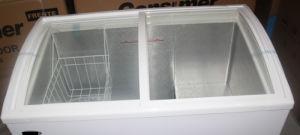 يحنى [سليد غلسّ] مجلد زجاجيّة باب عرض مجلد