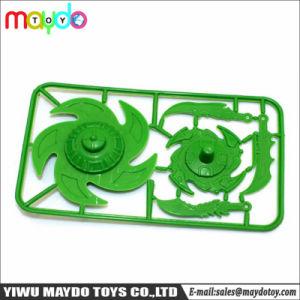 Klein Plastic die Speelgoed DIY Tol voor het Speelgoed van de Prijzen van de Giften van Jonge geitjes wordt geassembleerd