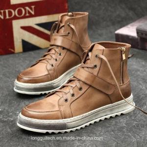 China Nuevo estilo para los hombres zapatos casuales cómodas