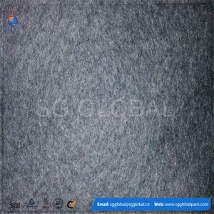 schwarzer Lochernicht gesponnener Geotextile der Nadel-600GSM