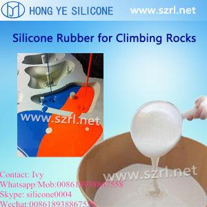 Het beklimmen houdt Vorm Makend het Rubber van het Silicone