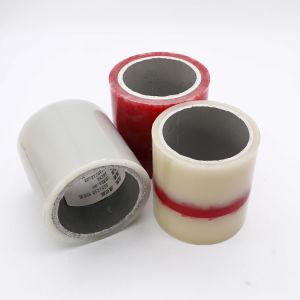 Оптовая торговля Синий Black-White PE защитный/защитные пленки для алюминиевых профилей/листов