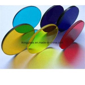 La humedad Borofloat dicroicos de vidrio filtro para la iluminación de entretenimiento