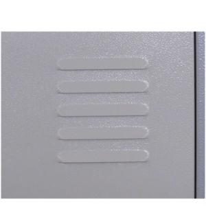 Reihe-Tür-Schließfach der Masyounger Qualitäts-6 für Kindergarten-Speicher-Schuh-Schließfächer