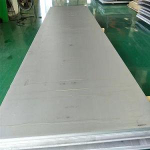 Acier inoxydable laminés à chaud/plaque de tôle en acier de toiture